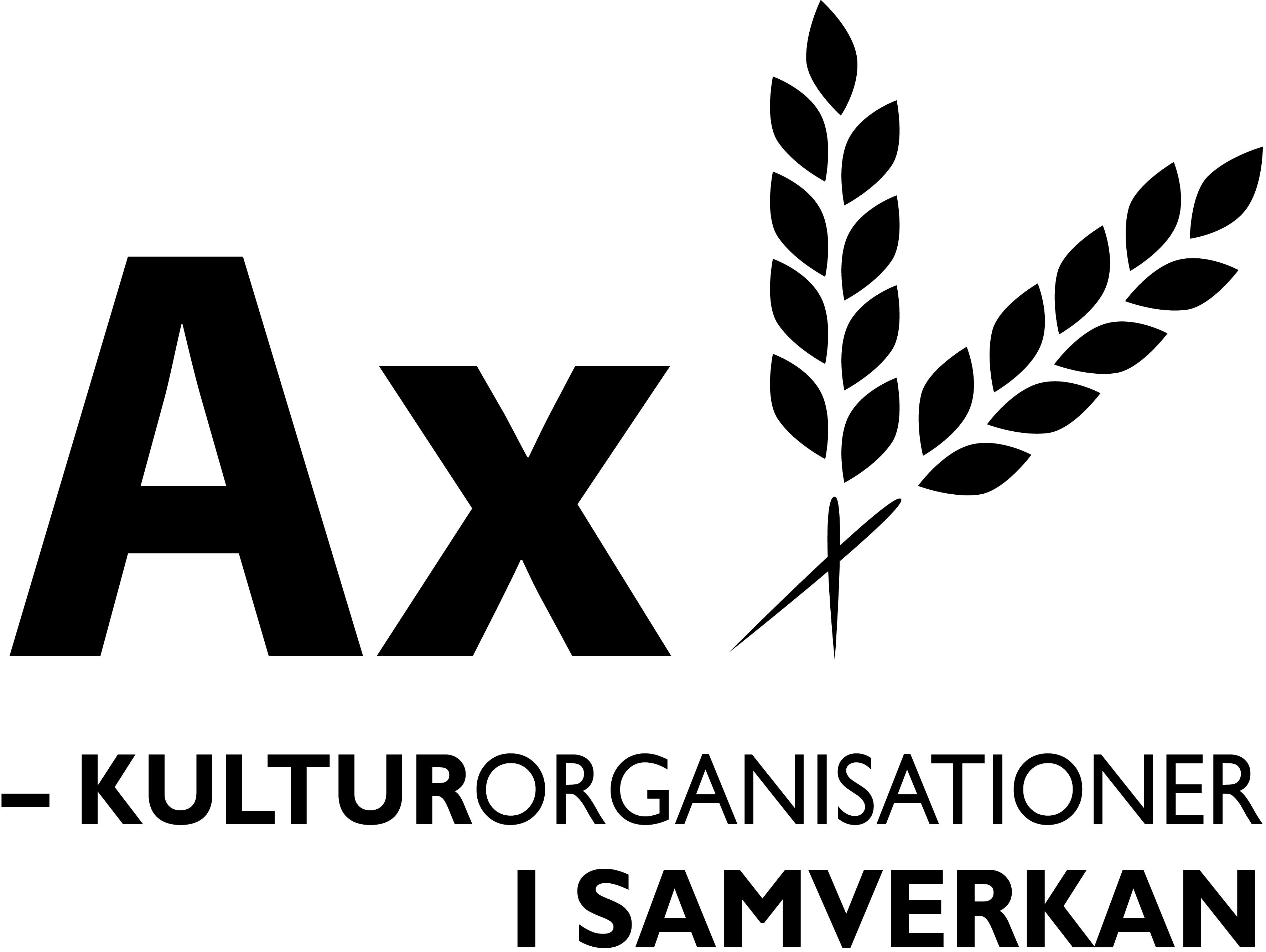Ax – Kulturorganisationer i samverkan